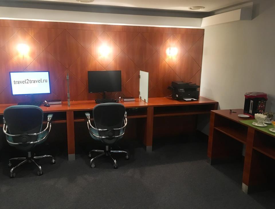 Priority Pass Домодедово S7 Business Lounge
