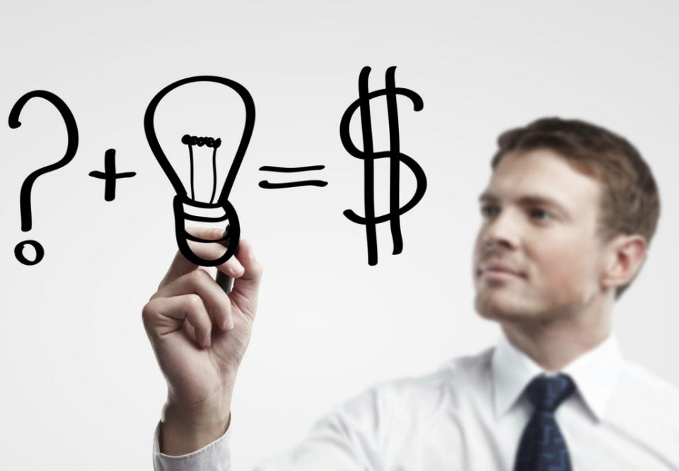 Процесс запуска и налаживания творческого бизнеса.