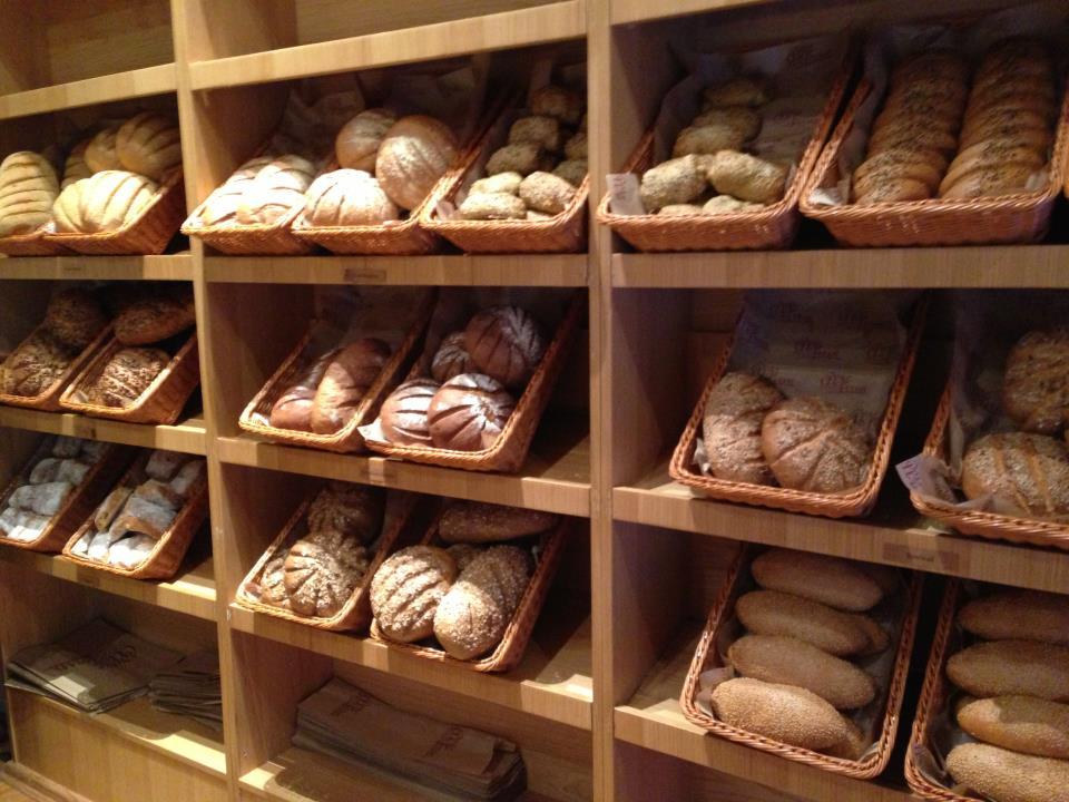 Сбыт хлеба