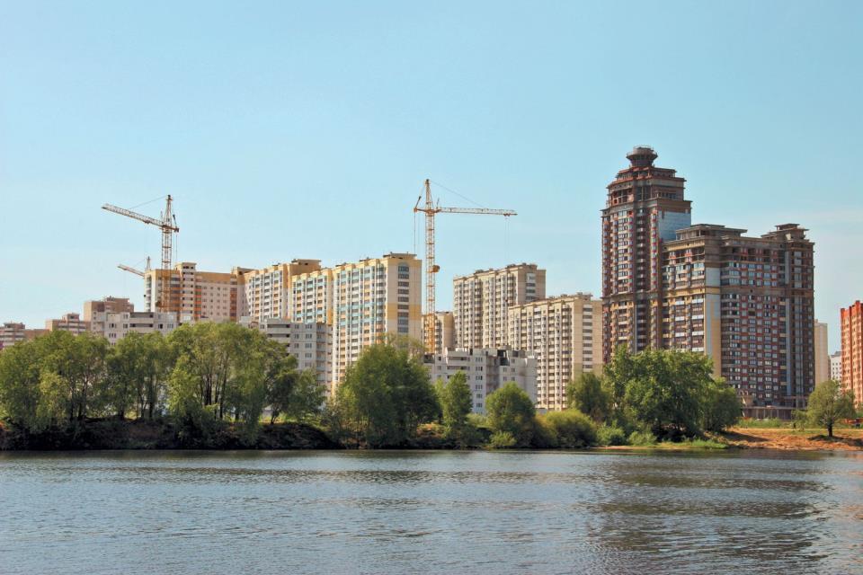 Подмосковье – привлекательный регион для арендного бизнеса